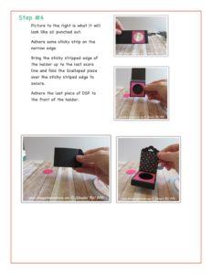 Tutorial - Ferrero Rocher Treat Box 3