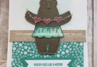Bear Hugs Stamp set #stampinup