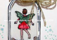 Fairy Celebration, Jar of Love Card