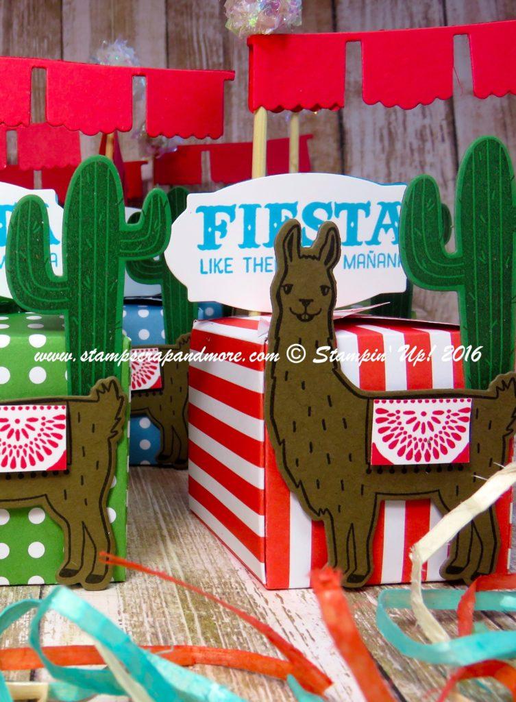 Birthday Fiesta, 3-D