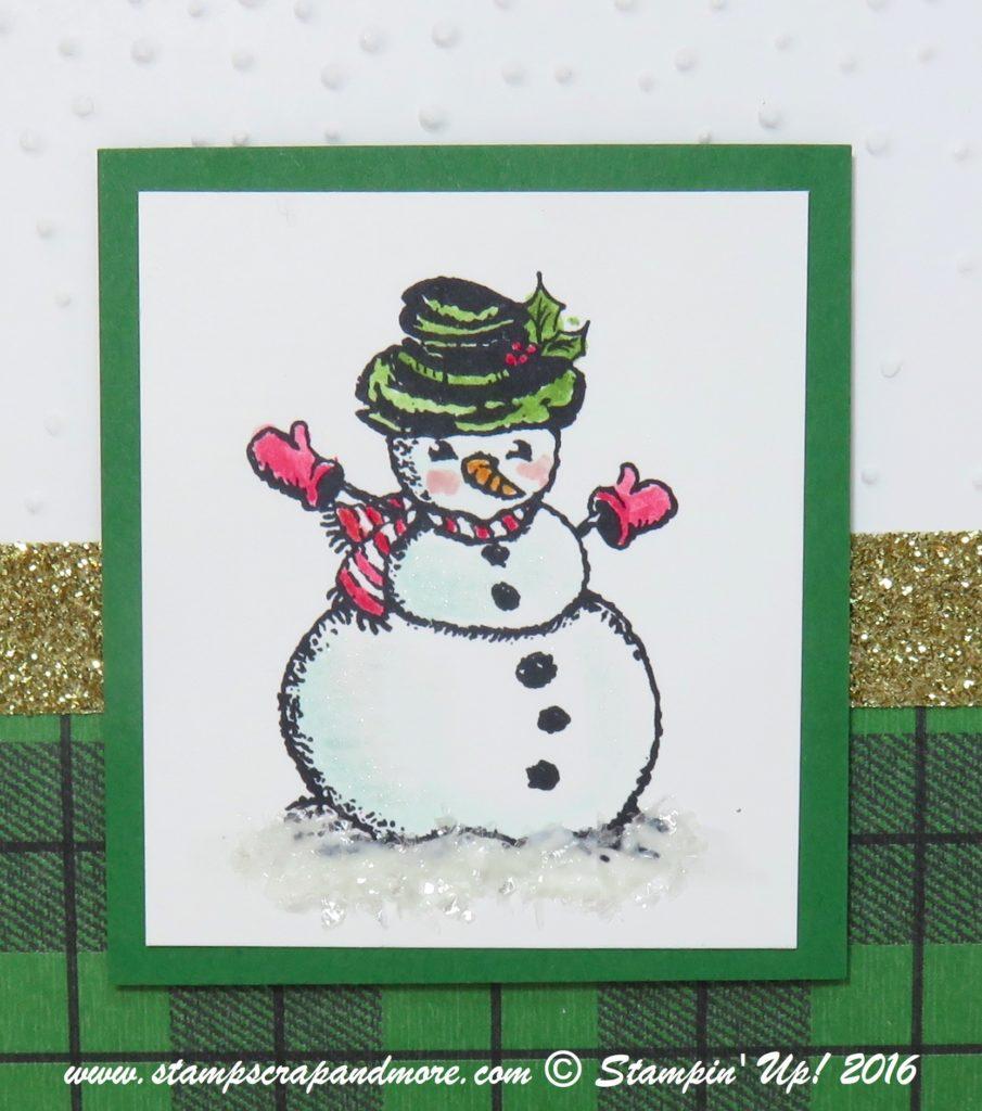 Christmas Magic, Stampin' Up!, Christmas Card