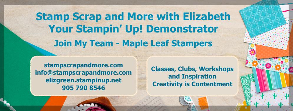 Stamp Scrap and More