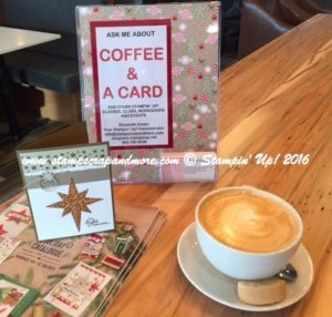 Coffee and a Card
