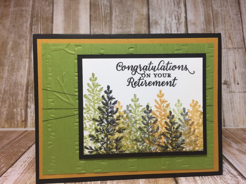 Card - Retirment