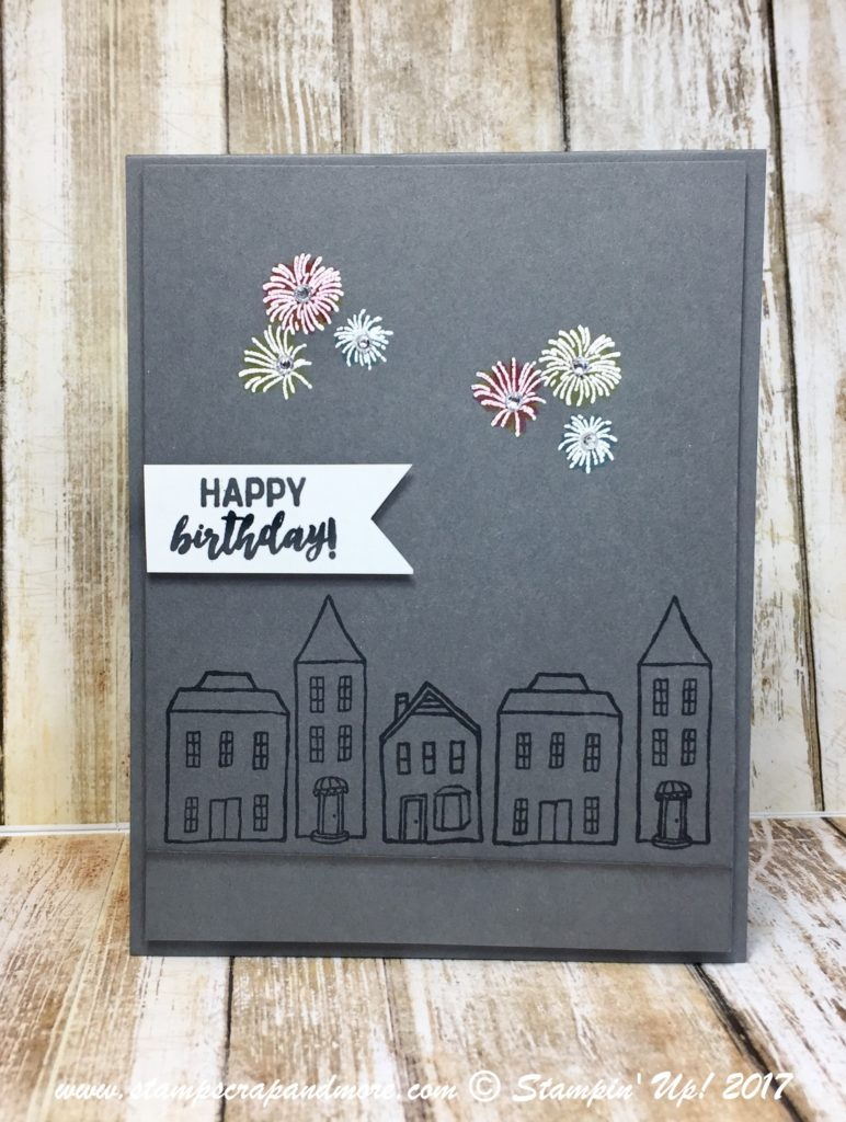 Stampin' Up! In the City Hostess set