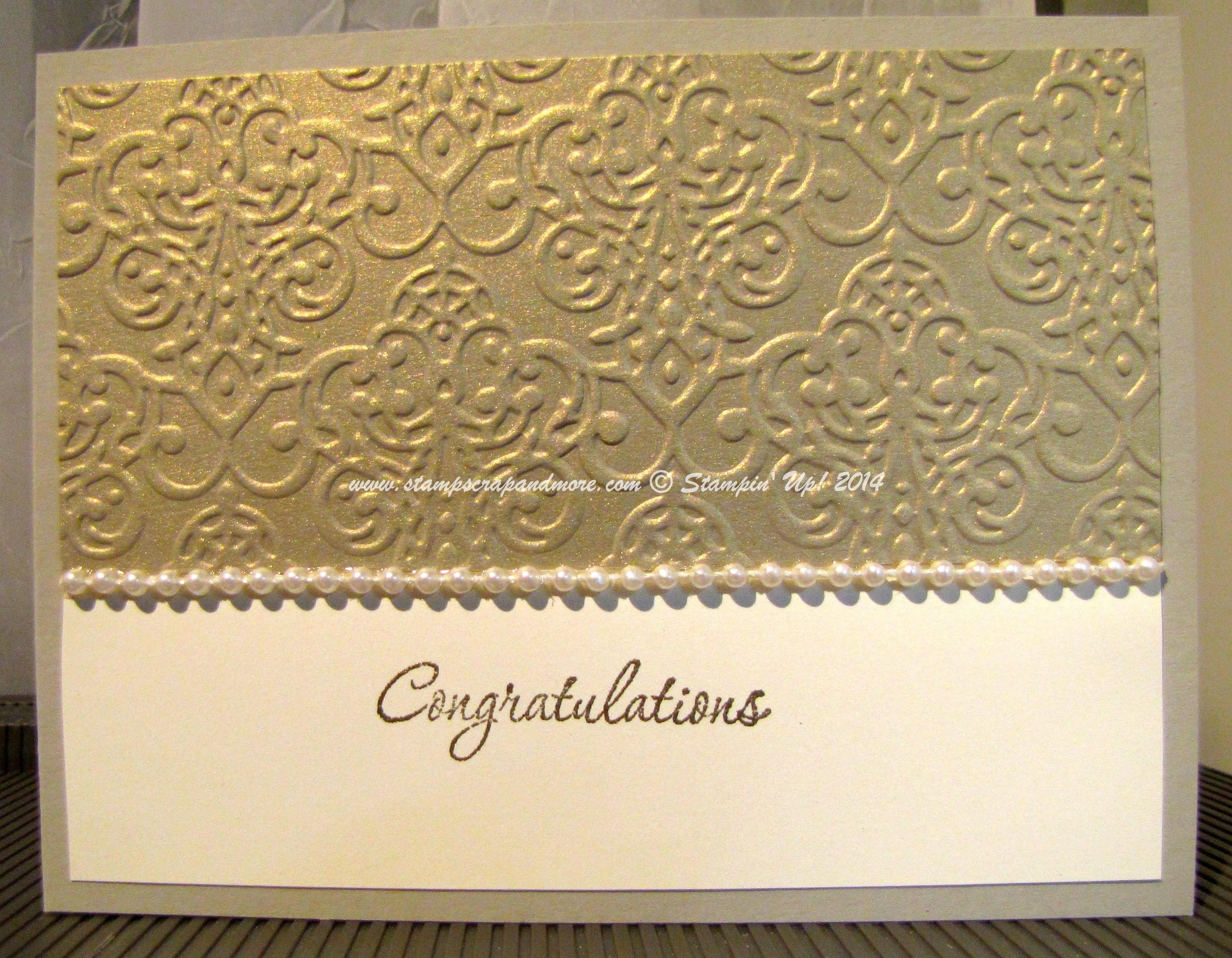 Card - Wedding